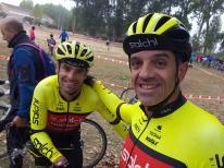 Luismi y Alberto