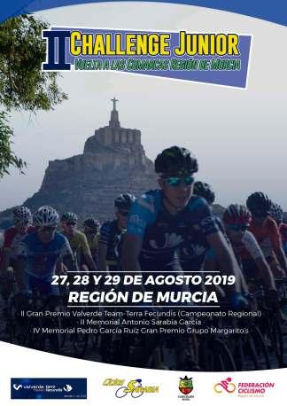cartel Vuelta Murcia